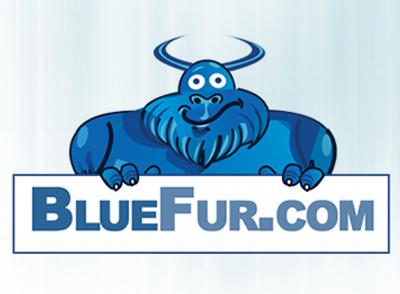Bluefur logo
